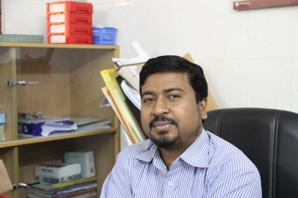 Professor Dr. Abdullah Mohammad Shohael