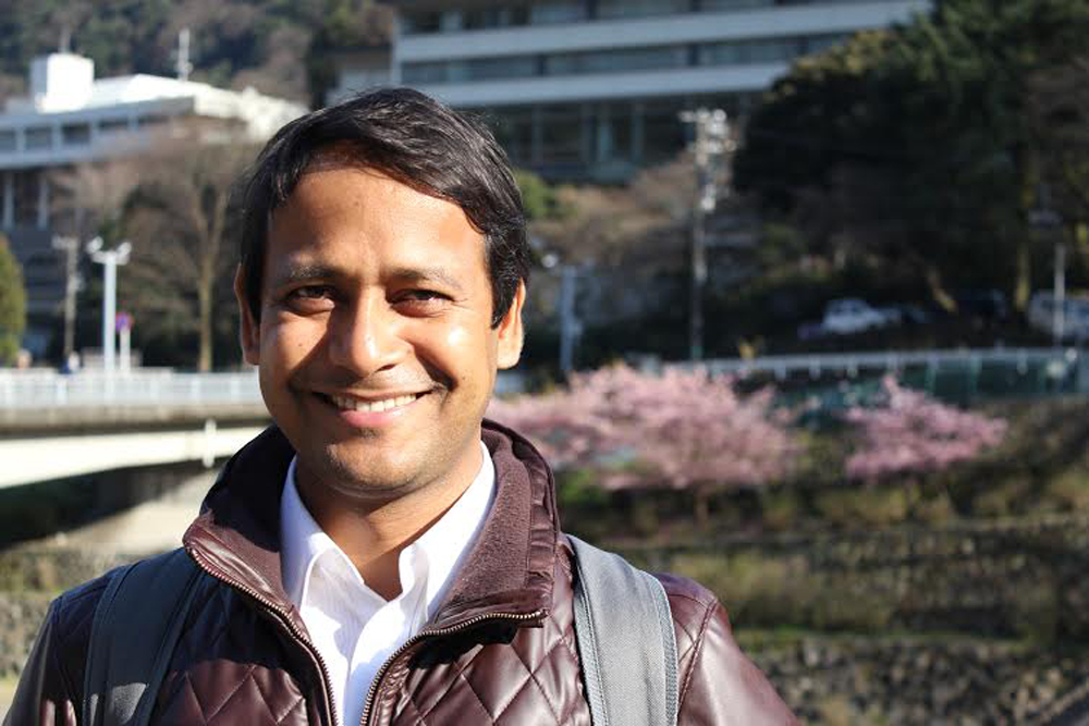 Satya Ranjan Sarker, Ph.D.